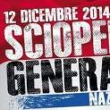 Tutto pronto per lo sciopero generale del 12 dicembre - Cgil e Uil manifesteranno a Trapani con un corteo e un comizio