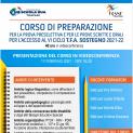Corso di preparazione al TFA Sostegno 2021/2022 - Mercoledì 17 febbraio incontro informativo gratuito Uil Scuola e Irase Trapani
