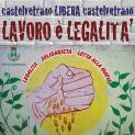 """I sindacati in corteo  per """"Castelvetrano libera Castelvetrano. Lavoro e legalità''"""