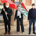"""Rsa e diritto alla salute nel territorio trapanese. Oggi il sit in dei sindacati dei pensionati: """"per l'ennesima volta non siamo stati ricevuti dall'Asp"""""""