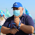 """Lettera aperta di ringraziamento agli operatori della sanità trapanese - Giorgio Macaddino (Uil Fpl Trapani): """"Lavoratori irreprensibili nella lotta al Covid 19"""""""