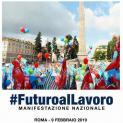 #FuturoalLavoro Una delegazione Cgil Cisl e Uil Trapani il 9 febbraio a Roma per chiedere al Governo sviluppo, lavoro e misure per la crescita