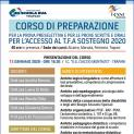 Corso di preparazione al TFA Sostegno 2020 - A gennaio incontro informativo gratuito Uil Scuola e Irase Trapani