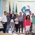 Informare, consigliare e confrontarsi: al lavoro il Gruppo Giovani Uil Trapani