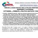 Lunedì raccolta firme della Uilpa Polizia Penitenziaria contro la chiusura della base navale di Favignana